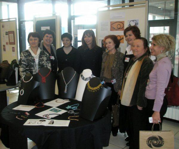 """Финална партньорска среща по проект """"Европейски накити от мъниста –от традиционния костюм до пазара"""""""